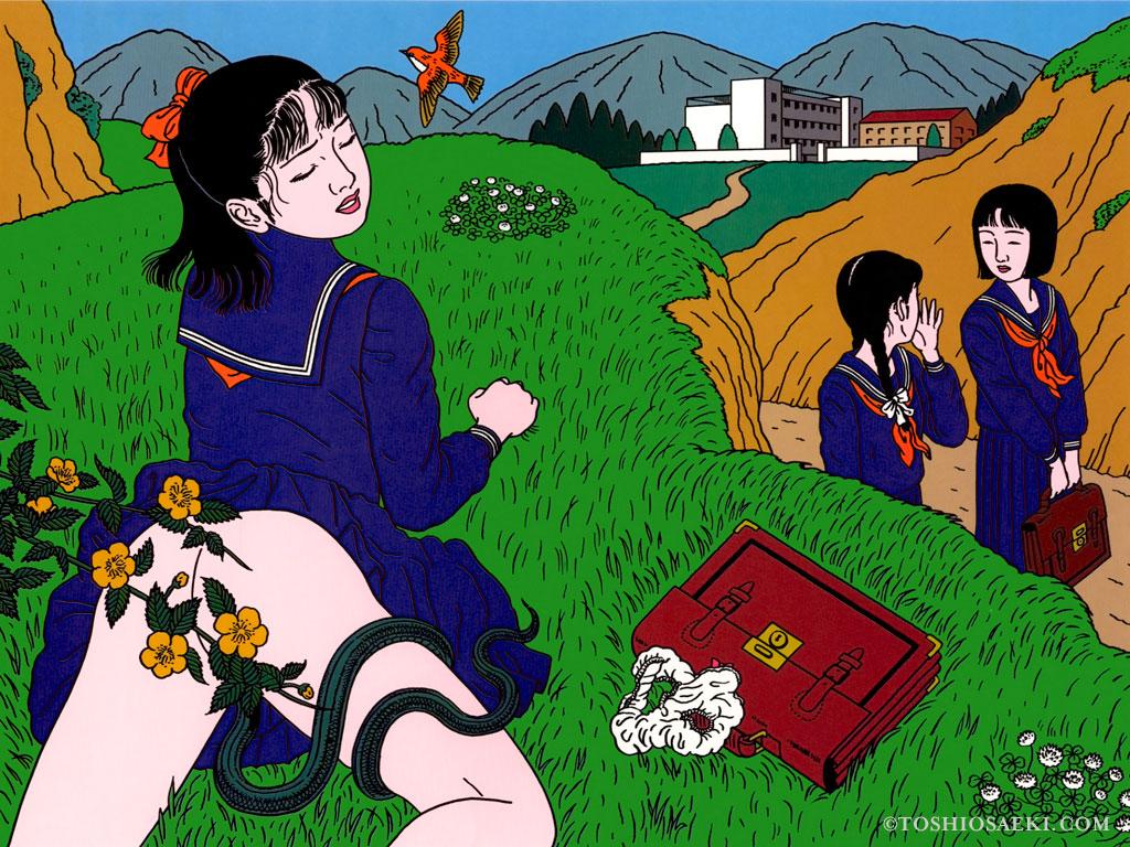 Шоу для взрослых в японии 7 фотография